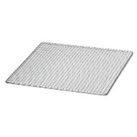 Royal Industries Square Fry Screen, 13 3/4, Silver by Royal Industries