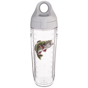 Tervis Bass Water Bottle, 24-Ounce by Tervis
