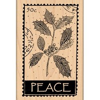 """Penny Black Mounted Rubber Stamp 2.5""""X4""""-Peace (並行輸入品)"""
