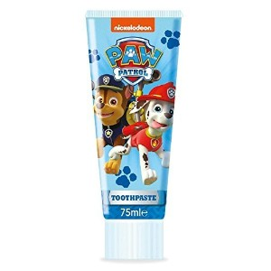 Paw Patrol Toothpaste 75ml Nickelodeon 3+ Years - by Nickelodeon