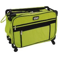 "TUTTO Machine On Wheels Case-20""X13""X9"" Lime (並行輸入品)"