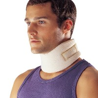 LP Support 906 Cervical Neck Support Collar with Soft Foam Inner Core by LP Support [並行輸入品]