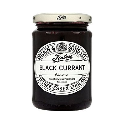 Tiptree - Blackcurrant Conserve - Organic - 340g by Tiptree [並行輸入品]