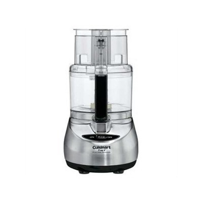 Cuisinart DLC-2009CHB Prep 9 Brushed Stainless 9-cup Food Processor【並行輸入】
