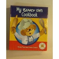 Build A Bear Workshop My Beary Own Cookbook w/ Cookie Cutters Recipes -2012 by Build A Bear