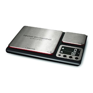 Salter Heston Blumenthal Dual Platform Precision Scale by Heston Blumenthal precision by Salter