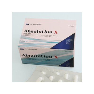 Absolution X(単品)