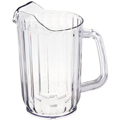 Winco Plastic Water Pitchers, 950ml