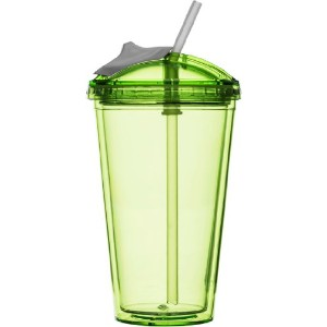 Sagaform Fresh Smoothie Mug, Green by Sagaform
