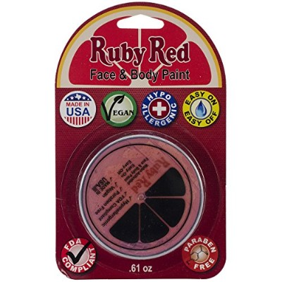 Ruby Red Face Paint .61oz-Pink (並行輸入品)