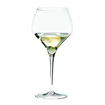 Riedel Vitis Leaded Crystal Oaked Chardonnay/Montrachet Glass, Set of 4 by Riedel