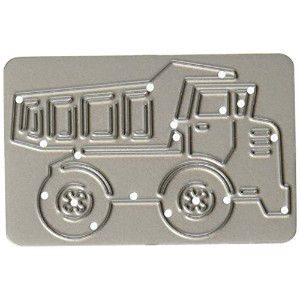 "CottageCutz Elites Die 2""X1.3""-Dump Truck (並行輸入品)"