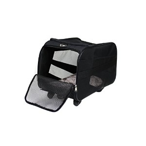 "Pet Smart Cart -Large 22""X4""X12""-Black (並行輸入品)"