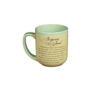 Footprints Mug by Abbey Press
