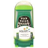 ROBINSON HOME PRODUCTS Green Squish Box Grater, Green by Robinson