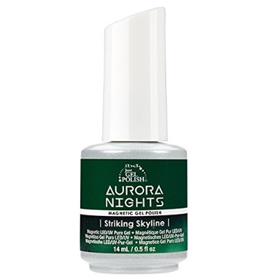 ibd Just Gel Magnetic Polish - 2017 Aurora Nights Collection - Polar-izing - 14ml / 0.5oz