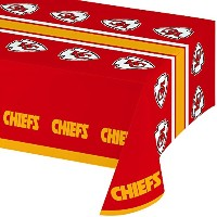 Creative Converting Officially Licensed NFL印刷プラスチックカップ、8-count、20-ounce、Kansas City Chiefs 729516