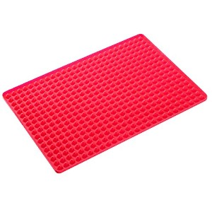Westmark - Cooking Mat - With Even Heat Distribution and Excess Oil Drainage for Healthier Cooking ...