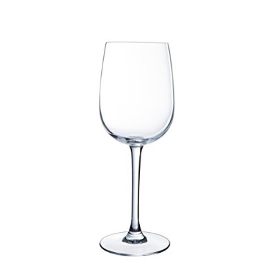Luminarc Versailles 36 cl Large Wine Glass, Pack of 6