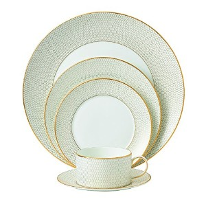 Wedgwood Arris 5 Piece Place Setting, Multicolor by Wedgwood