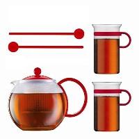 Bodum Assam Tea Press 5 Piece Set by Bodum