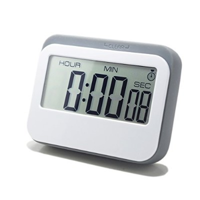 STARRY - Multifunction Large LCD Display Digital Timer. 3 mode - Clock,Countup,Countdown. Accurate...