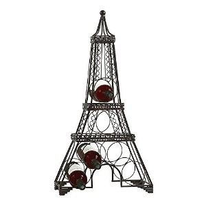 Modern Home Eiffel Tower Wine Bottle Rack by Modern Home [並行輸入品]