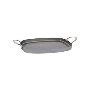 Mineral B Element 15 Grill Pan by De Buyer
