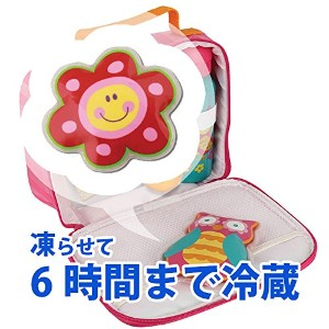 Stephen Joseph Freezer Friends Flower,Cold Pack by Stephen Joseph [並行輸入品]
