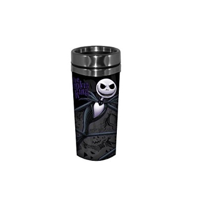 Silver Buffalo NB9687ST Disney Nightmare Before Christmas (NBC) Jack Leaning Face Fade Background...