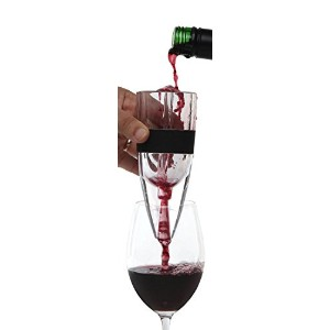 Melange 12-Pack Deluxe Fountain Wine Aerator [並行輸入品]