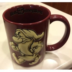 Walt Disney World Park I'm Not Grumpy Ceramic Mug NEW by Disney [並行輸入品]