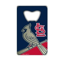 MLB St. Louis Cardinals Credit Card Style Bottle Opener [並行輸入品]
