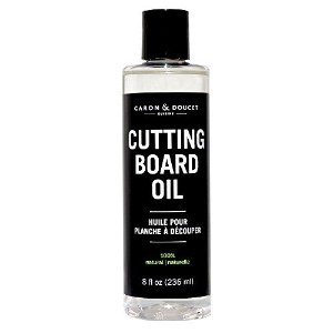Caron & Doucet - Coconut Cutting Board Oil & Butcher Block Oil - 100% Plant Based, Made From...
