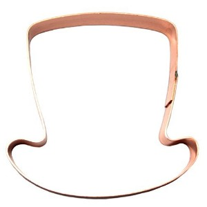 Under The Big Top Circus Magician's Top Hat Copper Cookie Cutter by Part of the Fussy Pup Circus...