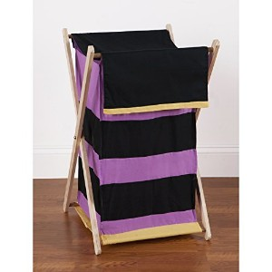 One Grace Place Sassy Shaylee Hamper, Purple, Black, and Yellow by One Grace Place [並行輸入品]