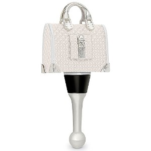 Epic Products Couture Handbag Bottle Stopper, 4.25-Inch [並行輸入品]