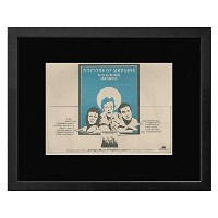 DOCTORS OF MADNESS - Late Night Movies All Night Brainstorms Framed Mini Poster - 33.5x44cm