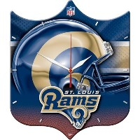 NFL St. Louis Rams High Definition Clock [並行輸入品]