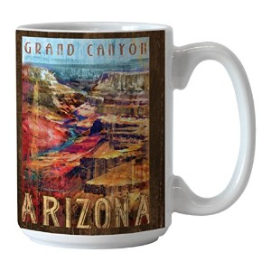 Boelter Brands Arizona Grand Canyon Sublimated Coffee Mug, 15-ounce by Boelter Brands