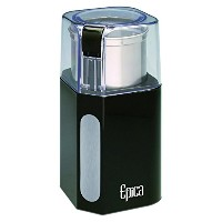 Epica Electric Coffee Grinder & Spice Grinder -Stainless Steel Blades and Removable Grinding Cup...