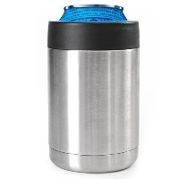 12oz Can Cooler Stainless Steel by M-Aimee