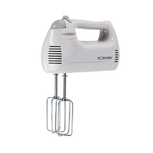 [BOMANN] Bubble Kneader Hand Mixer for cooking baking bread dough whipping Kneading HM5110 220V &...