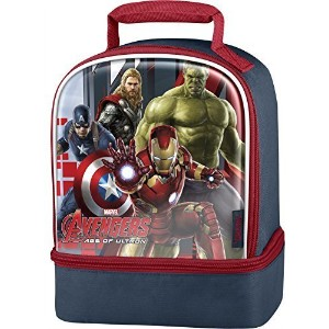 Thermos Dual Lunch Kit, Avengers [並行輸入品]