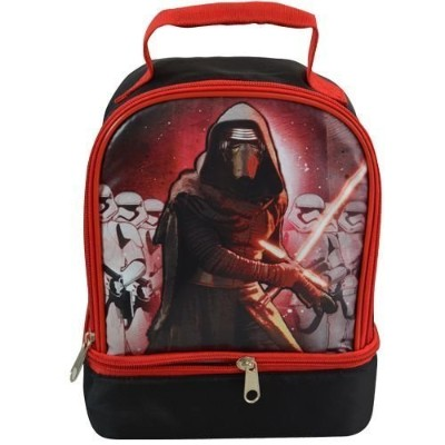 Star Wars Dual Compartment Lunch Bag [並行輸入品]