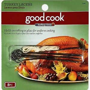 Turkey stuffingバッグ、Lacers、ポップアップタイマー Lacers