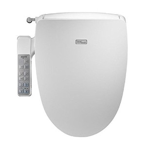 DAELIM DOBIDOS DLB-712 Toilet Bidet Toilet Seat Warm Water,Water Proof,Stainless Nozzle,Dry...