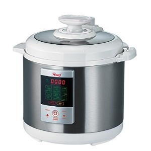 Rosewill 7-in-1 Multi-Function Programmable 6L / 6Qt 1000W Electric Stainless Steel Pressure Cooker...