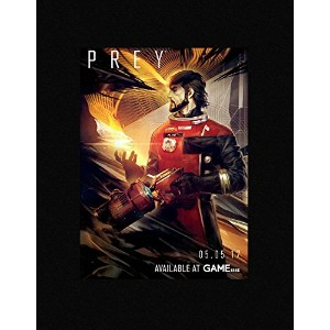 Prey - Available At Game Mini Poster - 40.5x30.5cm