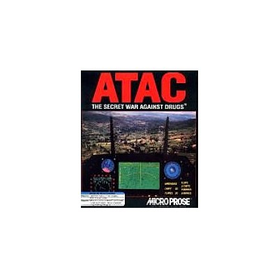 ATAC (Advanced Tactical Air Command): The Secret War Against Drugs (輸入版)